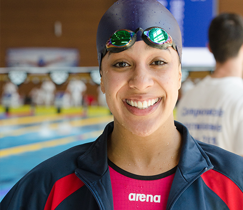 Olympic hopeful tries to swim her way to rio the - University of chicago swimming pool ...
