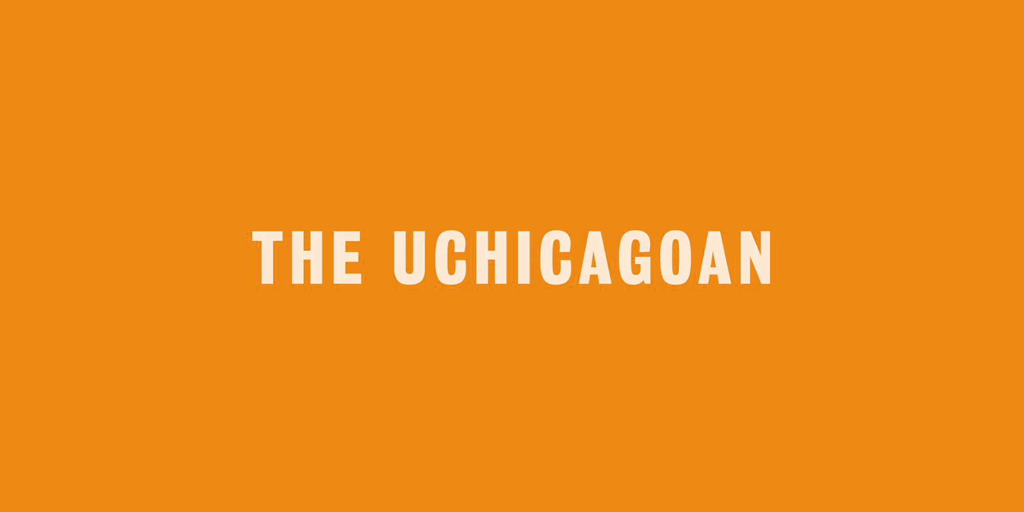 The UChicagoan