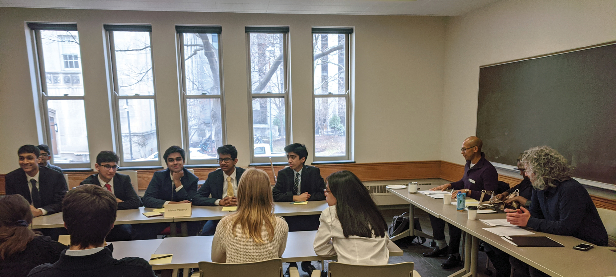 Fifth annual Chicago Regional High School Ethics Bowl