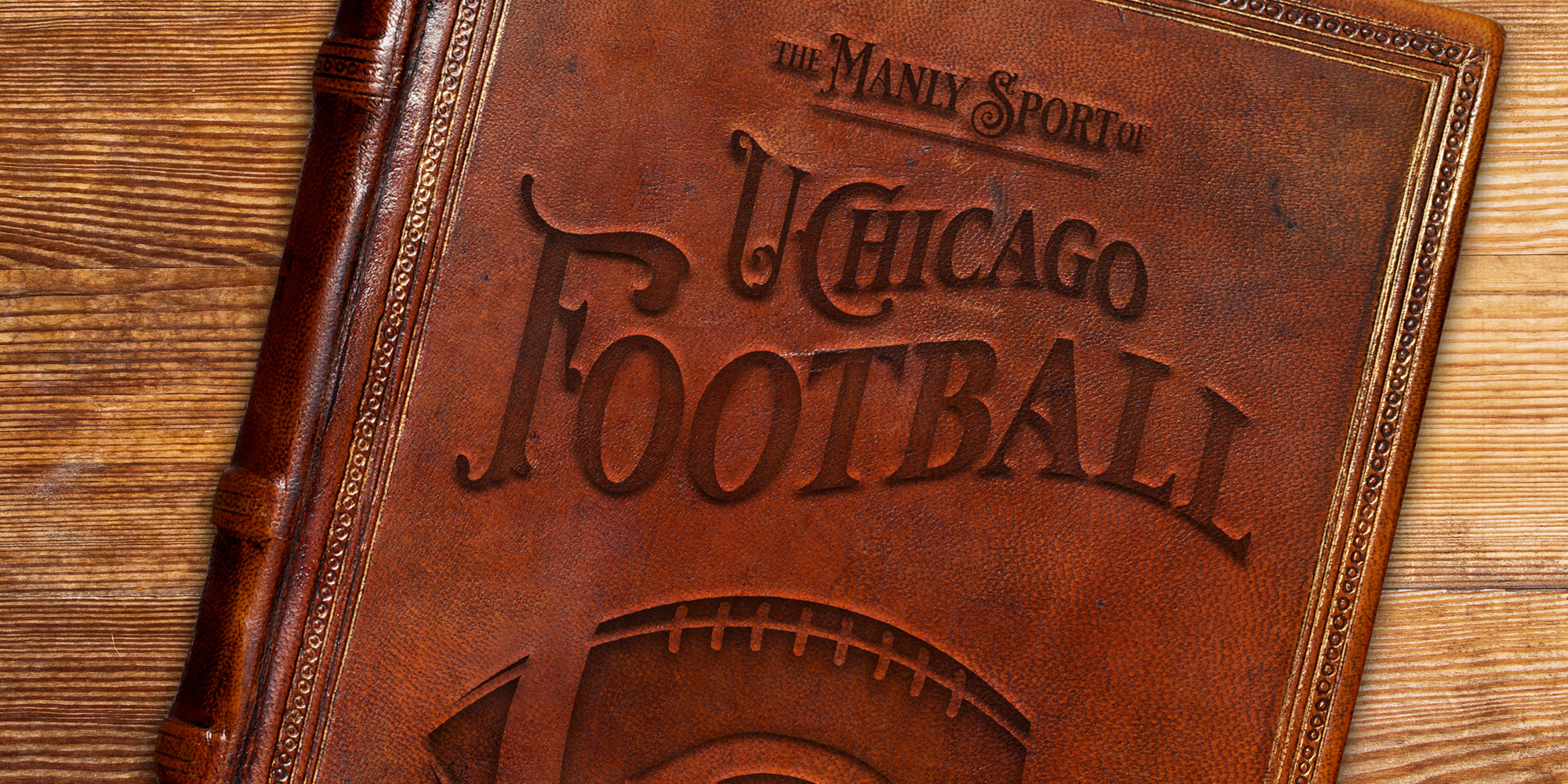 The Manly Sport of UChicago Football
