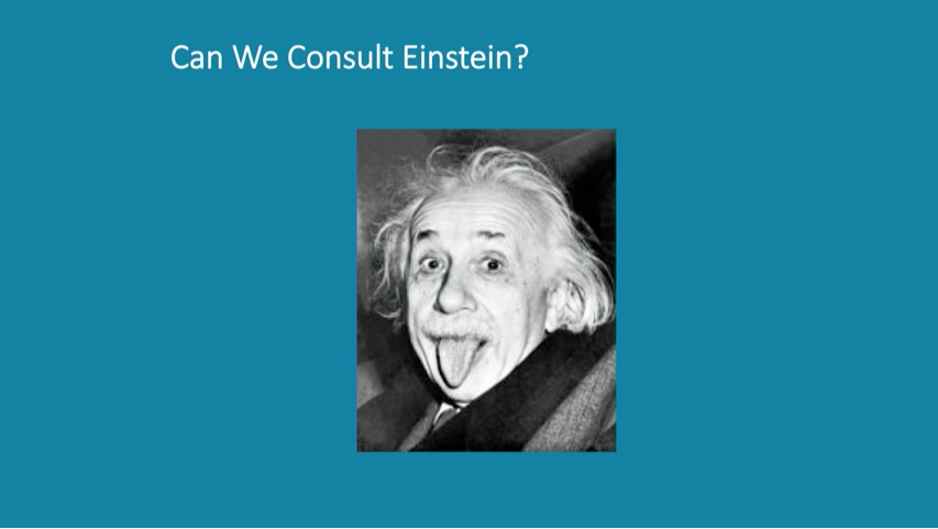 Einstein reacting to hamantash?