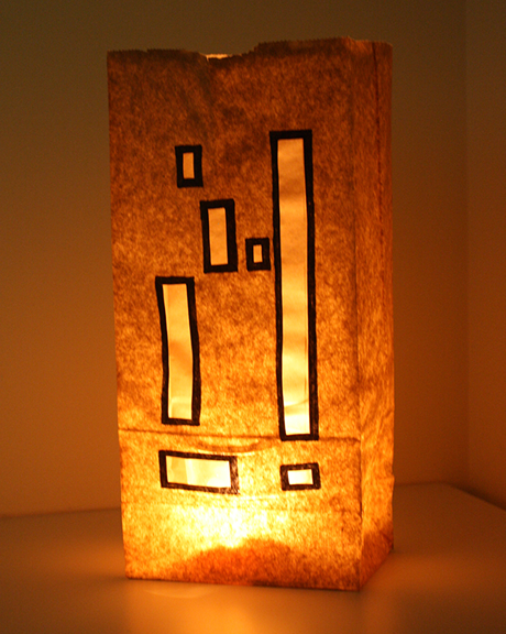 Logan Center Luminaria