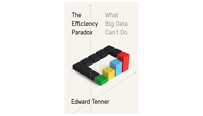 The Efficiency Paradox Book Cover