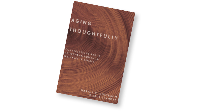 Aging Thoughtfully book cover