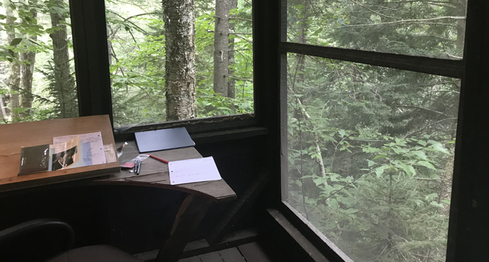 Warren's Writing Shack