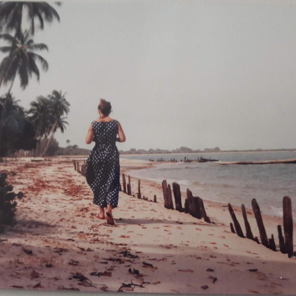 Emily Lynn Osborn, 1992-93 in Senegal