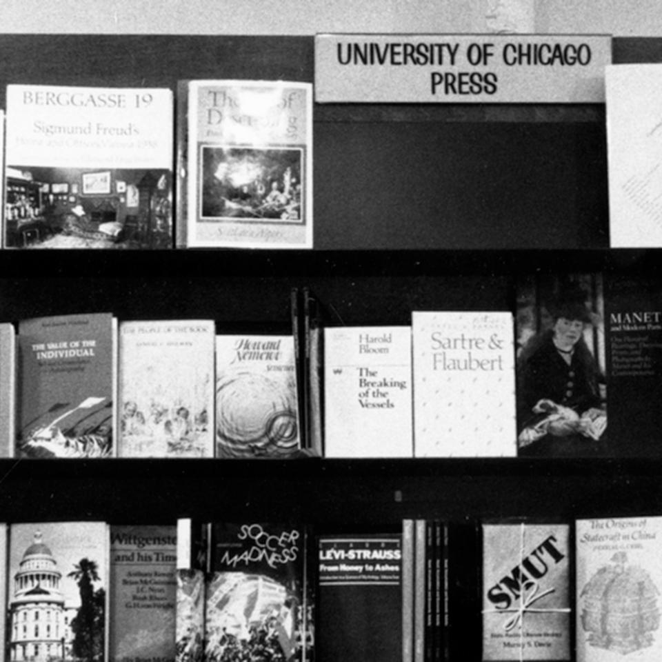 University of Chicago Press books