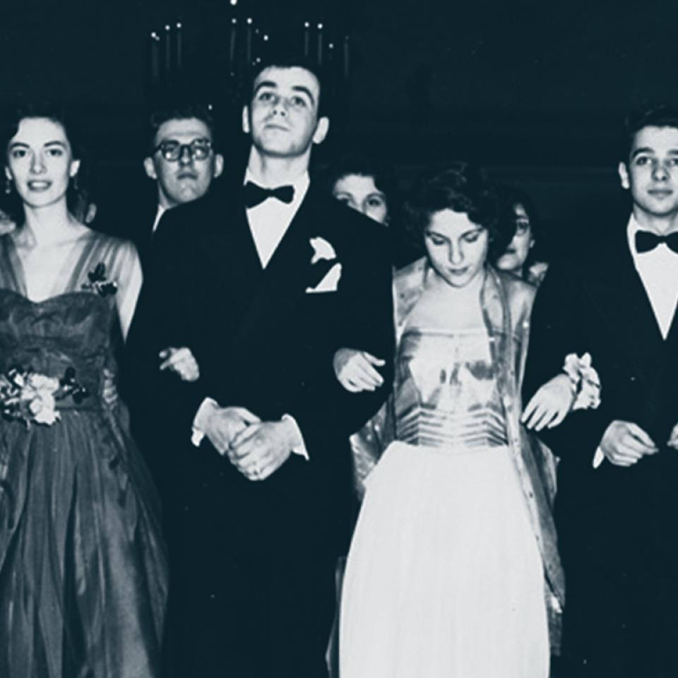 Washington Prom 1969